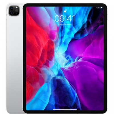 "Apple iPad Pro 12,9"" (MY3K2) Wi-Fi + Cellular 128 Гб Серебристый (Silver) - Купить Apple [Эпл] в Екатеринбурге 📱 Интернет-магазин iPavlik.ru"